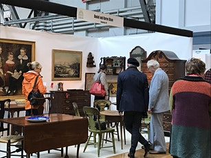 Connecticut Spring Antiques Show tickets