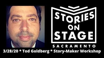 Writing Workshop with Tod Goldberg