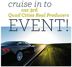 Quad Cities Real Producers Smart Luxury REALTOR Party! tickets