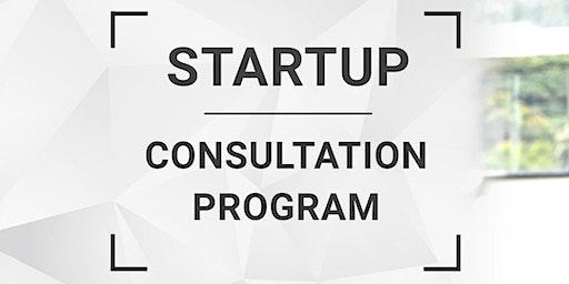 Startup Consultation Program