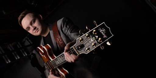 Jake Kershaw at Tip Top Deluxe Bar and Grill