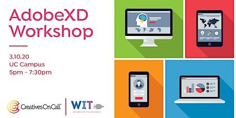 AdobeXD Workshop tickets