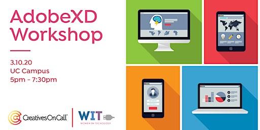 AdobeXD Workshop