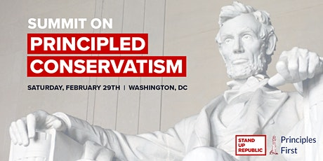 National Summit on Principled Conservatism tickets
