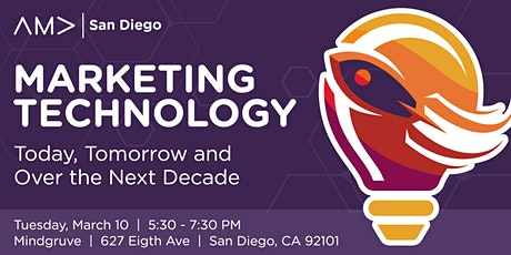 Marketing Technology: Today, Tomorrow and Over the Next Decade tickets