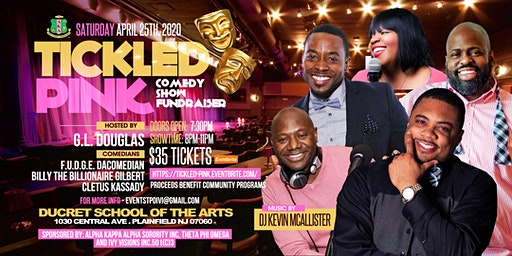 Tickled Pink Comedy Show Fundraiser