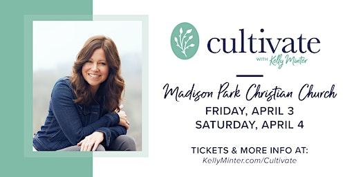 Cultivate® - April 3 - 4, 2020   Quincy, IL
