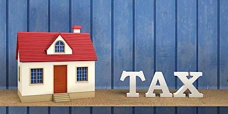 2020税季,您准备好了吗? - 经纪人发展系列 tickets
