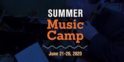 Summer Music Camp 2020