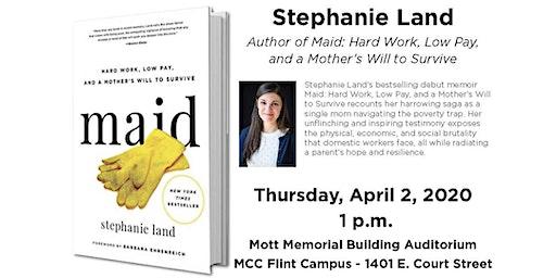 Stephanie Land - Author of Maid
