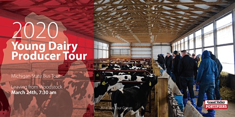 Young Dairy Producer Tour 2020 tickets