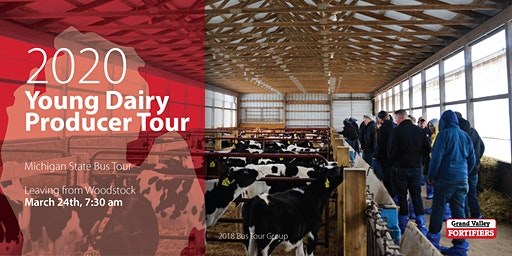 Young Dairy Producer Tour 2020