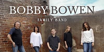 Bobby Bowen Family Concert In Enid Oklahoma