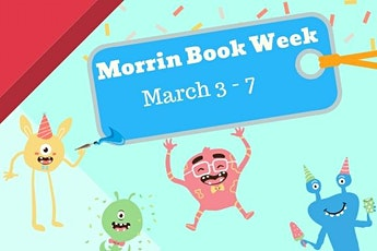 Morrin Book Week: Painting with Roxy Russel tickets