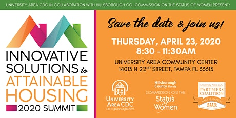 Innovative Solutions to Attainable Housing 2020 Summit tickets