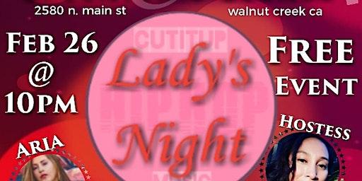 Ladies Night On Whiskey Wednesday