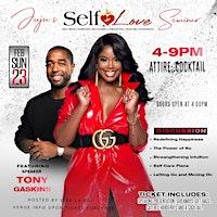 Juju's Self Love Seminar (Orlando) with Tony Gaskins