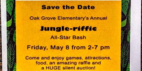 Jungle-riffic tickets