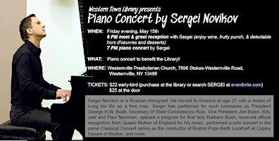 Sergei Novikov Piano Concert