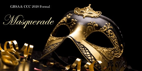 GBSA & CCC 2020 Formal tickets