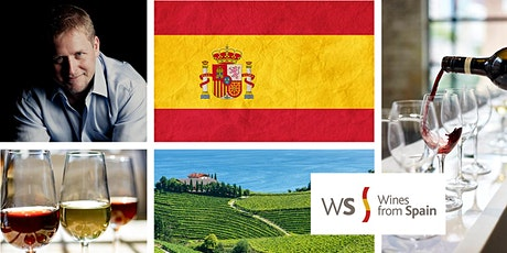 Catalunya Wine Tasting with Master Sommelier Bruce Wallner tickets