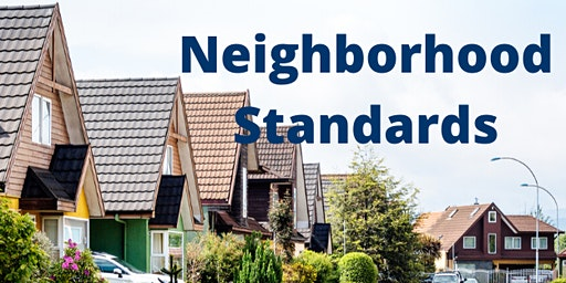 Neighborhood Standards