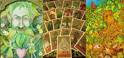 Tarot Readings-Sun March 21, 4-8 pm with Carl Young at Ipso Facto