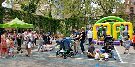 Family Day at Asser Levy Playground tickets