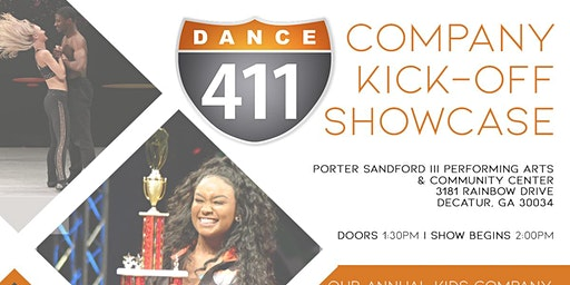 Dance 411 Youth Performance Company Presents.... The Kickoff Showcase 2020