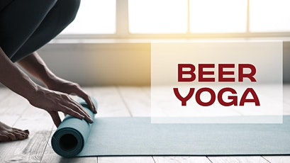 Beer Yoga with Nora Smith tickets