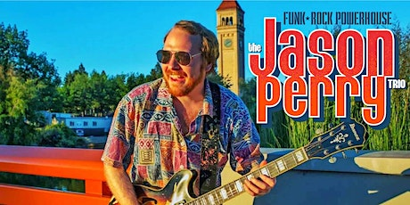 FREE SHOW: Jason Perry Trio at Lucky You Lounge tickets