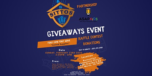 Free Giveaway Event