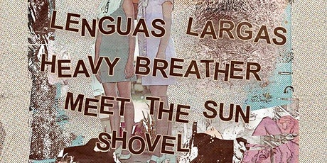 A Benefit for Jackie Cruz  w/ Lenguas Largas, Heavy Breather and More tickets