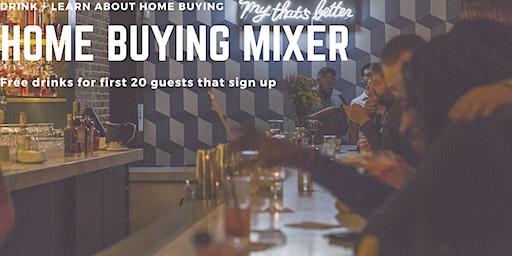Home buying mixer