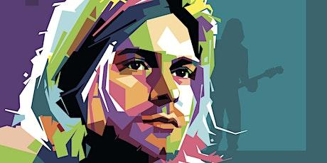 Ciclo Biografias: Os tristes - Ingmar Bergman, Virginia Woolf e Kurt Cobain ingressos
