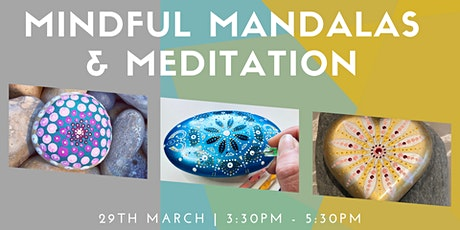 Mindful Mandala Art & Meditation Workshop tickets