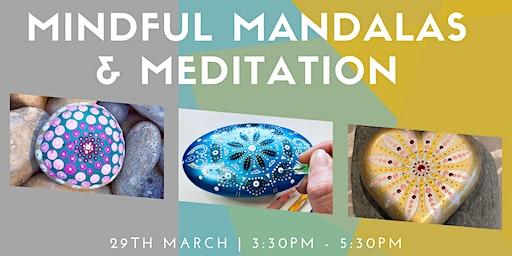 Mindful Mandala Art & Meditation Workshop