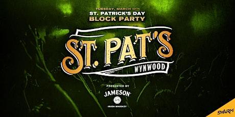 St. Patrick's Day Wynwood 2020 tickets