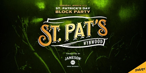 St. Patrick's Day Wynwood 2020