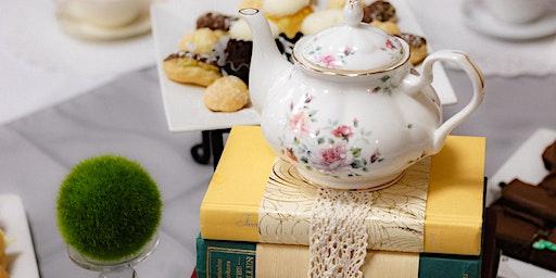 Proper Tea with author Sarah Eden