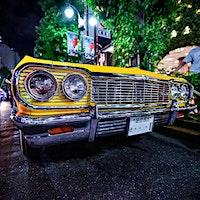 Cinco de Mayo Custom Car Show at Alma Mater