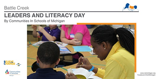 Battle Creek Leaders and Literacy Day