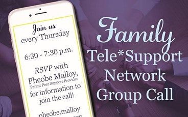 Family Tele*Support Network tickets