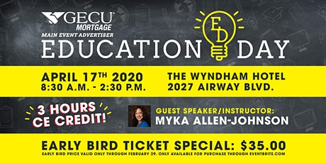 Education Day tickets