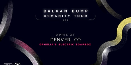 Balkan Bump tickets