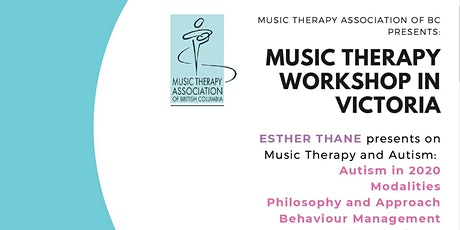 MUSIC THERAPY WORKSHOP IN VICTORIA tickets