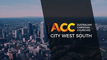 City West South Region Event with Ps Corey Turner