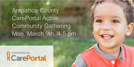 Arapahoe County CarePortal Active Community Meeting tickets