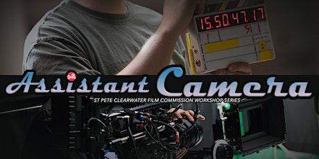 Assistant Camera Workshop tickets