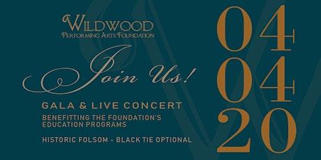 Wildwood Performing Arts Foundation Inaugural Gala & Concert tickets